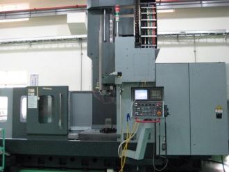 CNC  铣床機